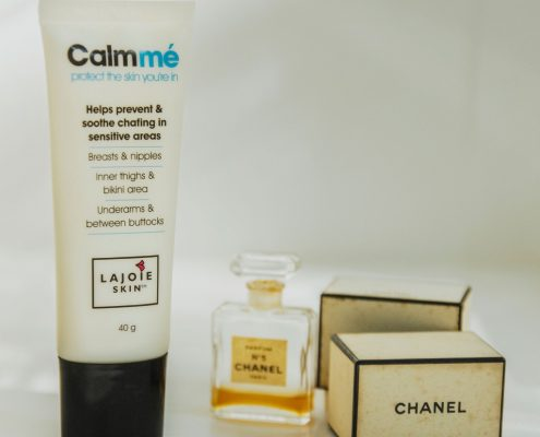 Calmmé antichafe cream inspired by legends