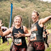 Joy of chafe free skin with Calmmé. Tough Mudder. LAJOIE SKIN