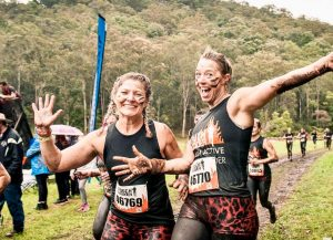 Calmmé antichafe and Tough Mudder