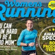 Cammé antichafe. Women's running magazine and Calmme antichafe